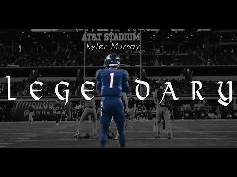 Kyler Murray in Legendary : (2014 Senior Year Football Highlights)
