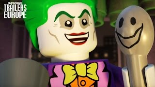 Nonton LEGO DC Justice League: Gotham City Breakout | Official Trailer [HD] Film Subtitle Indonesia Streaming Movie Download