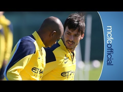 update - Manuel Pellegrini gives us the latest on David Silva's injury plus we hear from James Milner on the title race, MCWFC's highlights and reaction from their lo...