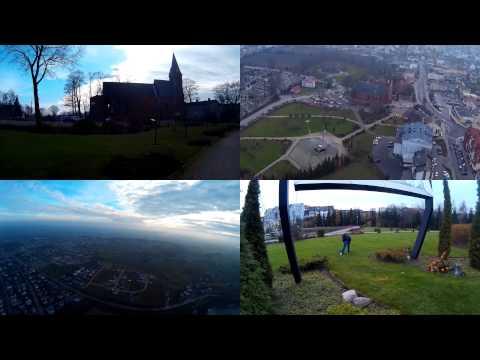 Na sierakowickim niebie zawisły drony