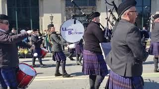 2019 St Patrick's Scranton Parade Segment 6