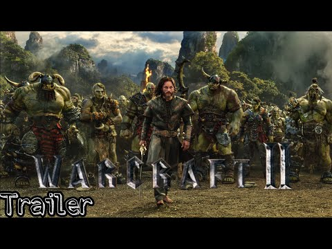 Warcraft 2 power trailer HD 2021 official trailer Hindi audio dubbed Hollywood studio