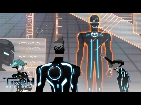 Beck's Beginning Pt. 7 | TRON: Uprising | Disney XD