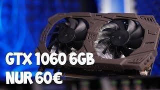 Die perfekte budget rendering Grafikkarte? - P106-100 als Server GPU