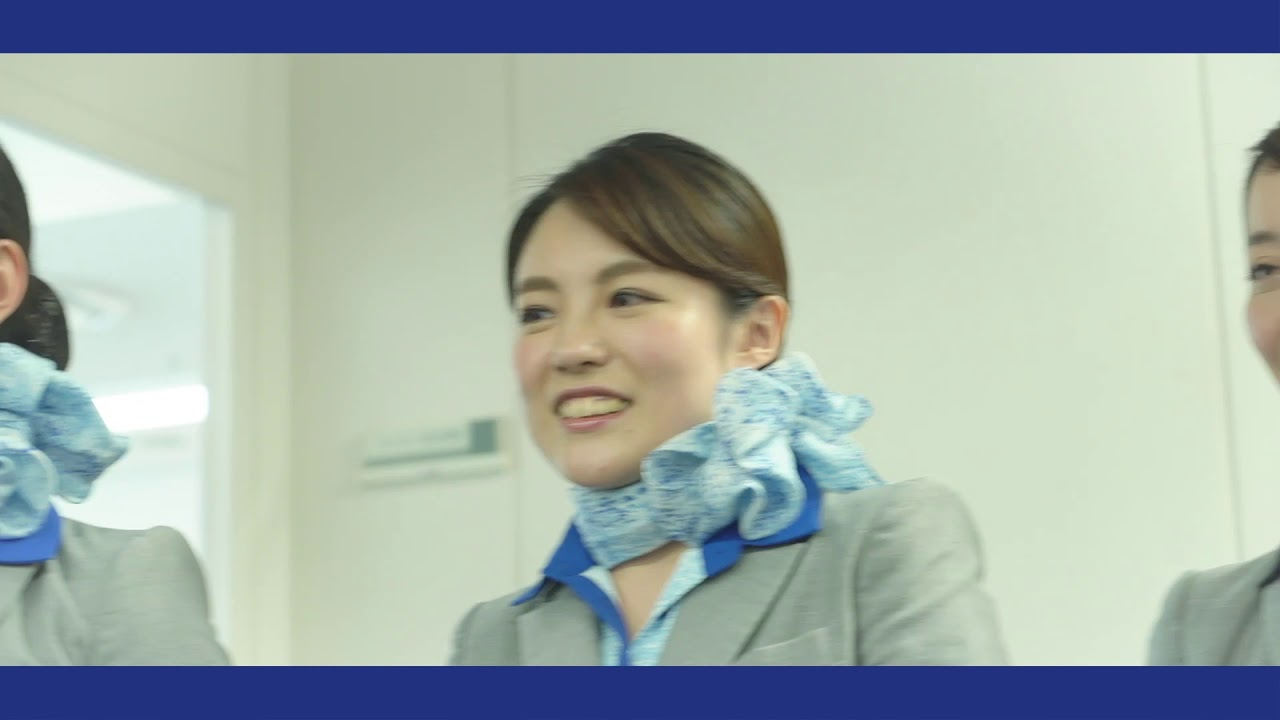 ANAグループ体操(クライアント: 全日空空輸様)