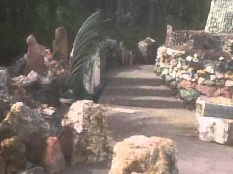 peacock peterson rock garden