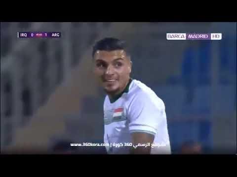 Argentina vs Iraq 4-0***All Goals & Highlights 2018 HD 12/10/2018