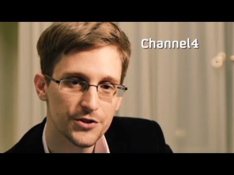 Christmas Message From Edward Snowden