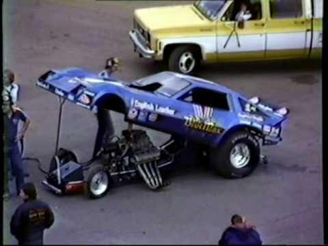 Raymond Beadle TF/FC at OCIR 4-18-1981