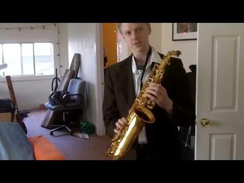 TutorialMaster - Always wanted to play the saxophone but never knew how? Our Master's Series will get you up and running in the next 4 minutes!