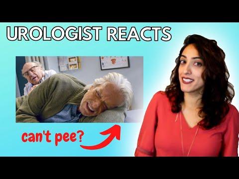 Urologist Reacts to The Kominsky Method | ENLARGED PROSTATE Symptoms