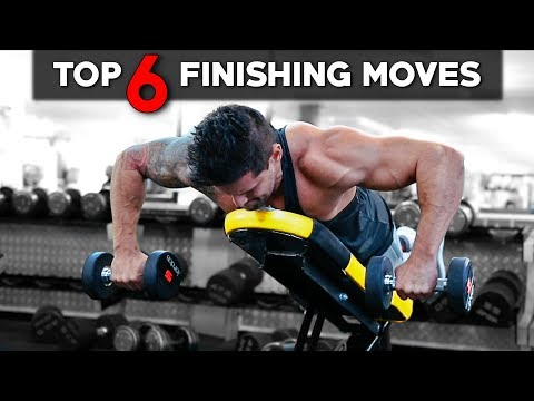 Diet plans - TOP 6 FINAL EXERCISES  Sore Before You Get Home!