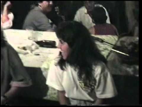 Reveillon 1991 em Terra Rica - parte 2/2