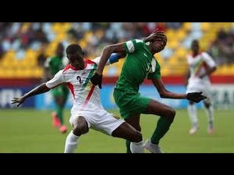 Nigeria VS Mali (2-0) Final World Cup U17