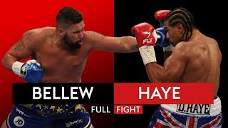 Video FULL FIGHT: Tony Bellew vs David Haye 2 | The Rematch MP3, 3GP, MP4, WEBM, AVI, FLV April 2019