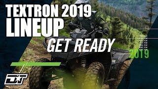 10. Get Ready for Textron Off Road in 2019