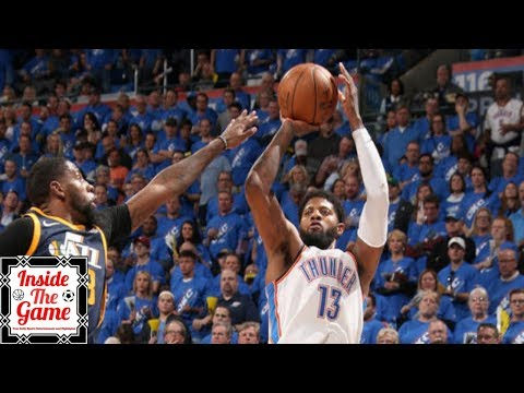 Oklahoma City Thunder vs Utah Jazz Game 1 highlights | April 15 | 2018 NBA Playoffs