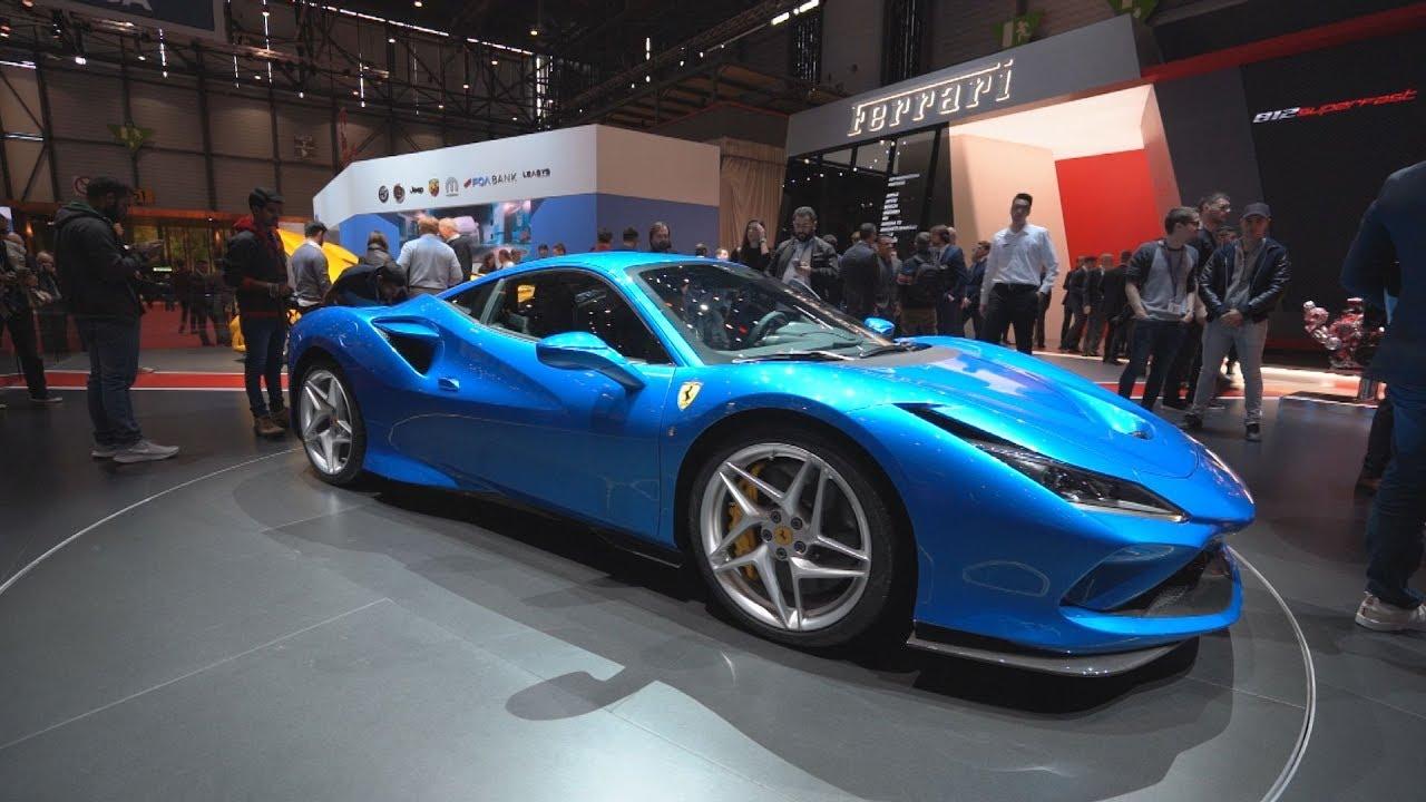 Από φοιτητής στην Κοζάνη στο σχεδιαστικό κέντρο Ferrari συν-σχεδιαστής της Ferrari F8Tributo