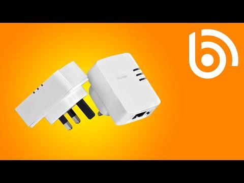 TRENDnet TPL-406E2K HomePlug Kit