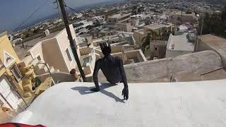 Marvel Heroes Meets Parkour in Real Life - GoPro 7!