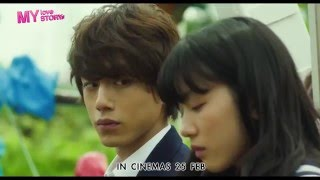 Nonton My Love Story  Live Action    Official Trailer  In Cinemas 25 Feb 2016  Film Subtitle Indonesia Streaming Movie Download