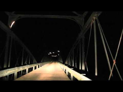 Old Richardsville Road Haunted Bridge  Bowling Green KY 2015