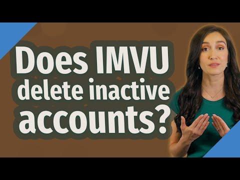 Account imvu permanently delete 5 Ways
