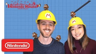 Super Mario Maker for Nintendo 3DS – Nintendo Minute