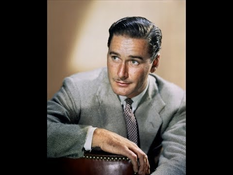 Errol Flynn (1909-1959) actor