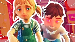 THE ENDING.. (Hello Neighbor Hide and Seek)
