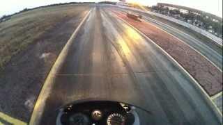 6. Racing a ZX12 with my Katana 750