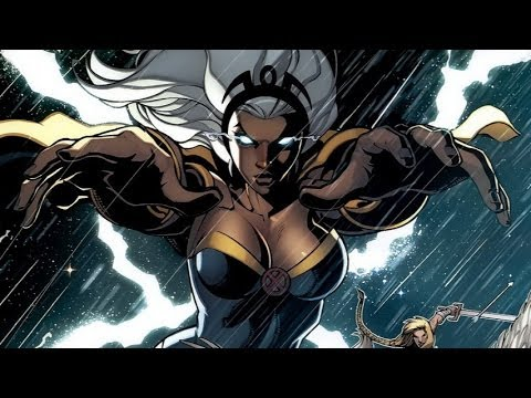 ORIGINS - Just because she can control the weather doesn't mean she's got a sunny disposition. Join http://www.WatchMojo.com as we explore the comic book origin of Oro...