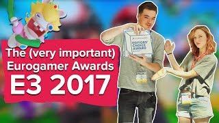 Eurogamer E3 2017 Awards with Aoife and Chris: E3 2017