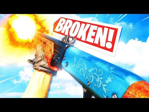 NEW BROKEN SHOTGUN! 🤯 USE THIS NOW!