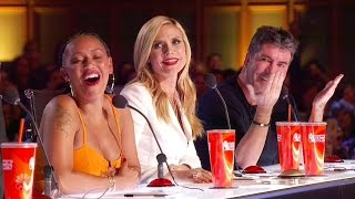 Download Video TOP MOST VIEWS Auditions America's Got Talent MP3 3GP MP4
