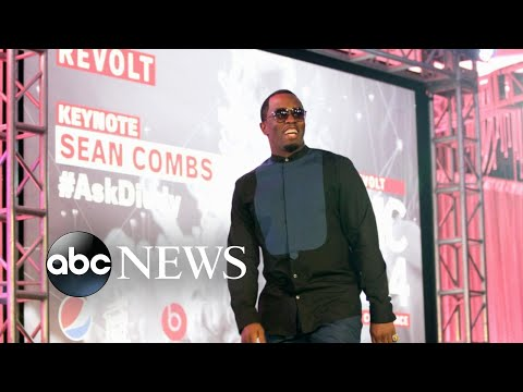 Sean 'Diddy' Combs opens up about his new documentary
