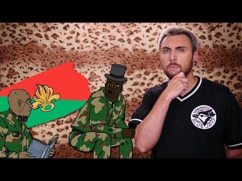 +100500 - Русскоязычные Солдаты Французского Легиона (видео)