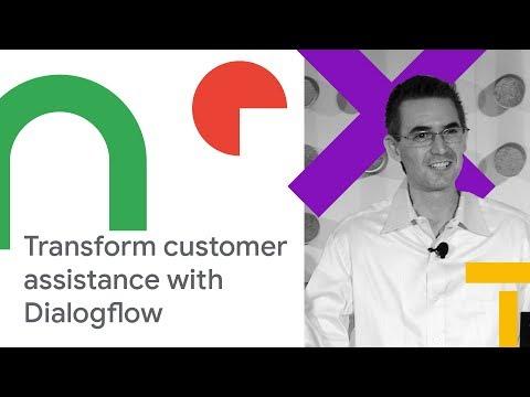 How Dialogflow Enterprise Edition Can Transform the Enterprise Contact Center (Cloud Next '18)
