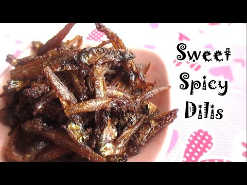 Sweet Spicy Dilis