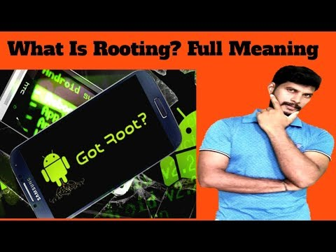 What Is Rooting? In Tamil | Android Mobile Root full meaning | how to delete system folder