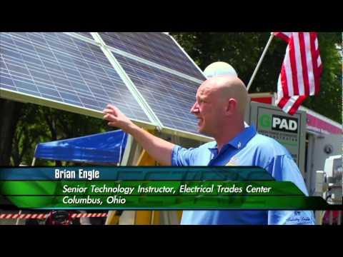 Green Power Alternative Demonstrator – NECA/IBEW Team