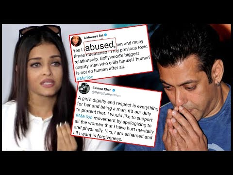Aishwarya Rai Accuses Salman Of Harassment, Salman Khan Says Sorry | Viral FAKE NEWS