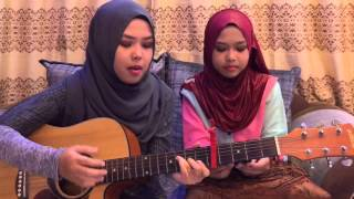 Locked Away & Biasa (mashup cover by Sheryl Shazwanie and Nur Eizaty) Video