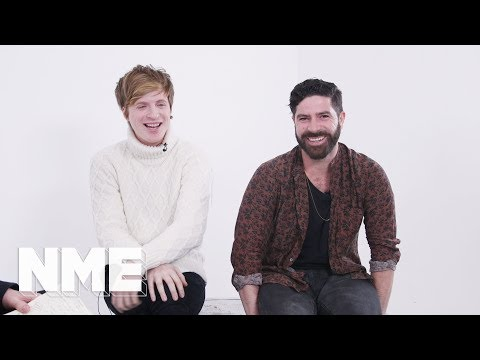 Foals Tell Us About Their Two New Albums 'Everything Not Saved Will Be Lost'