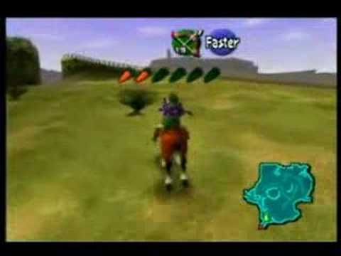 preview-Legend Of Zelda: Ocarina of Time Game Review (N64/Gc/Wii) (Kwings)