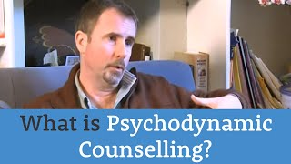 Understanding Approaches: Psychodynamic Counselling