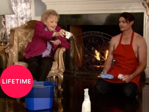 Betty White's Off Their Rockers: Betty Delegates and The Emergency Text | Lifetime