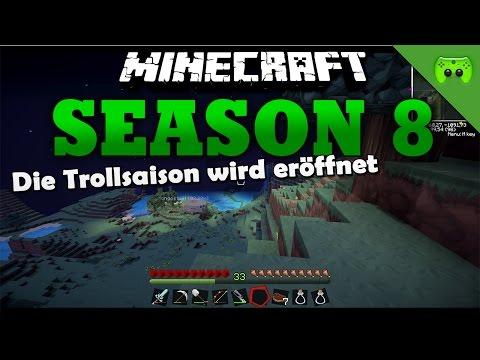 DIE TROLLSAISON WIRD ERÖFFNET «» Minecraft Season 8 # 88 | HD