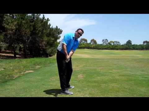 How the Arms Work in a Golf Swing