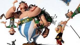 Asterix The Mansions Of The Gods  2014  With Lor   Nt Deutsch  Laurent Lafitte  Roger Carel Movie